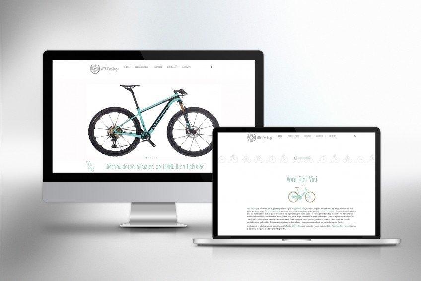 Diseño Web Velectra Design VBV